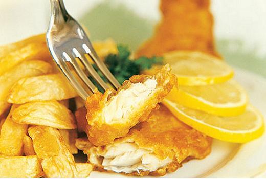 fish-and-chips فیش اند چیپس