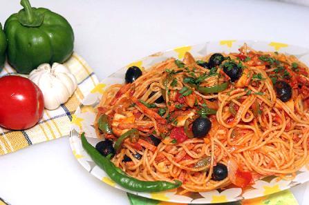 اسپاگتی ماتری چیانا