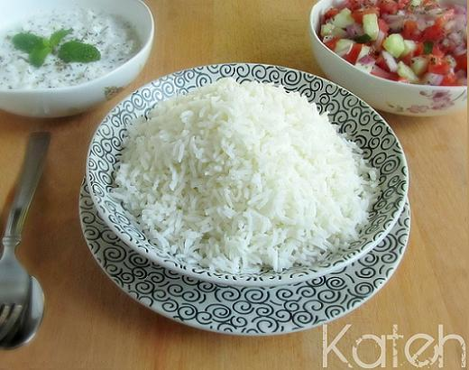 برنج آبکش بهتر است یا کته